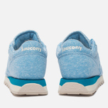 Женские кроссовки Saucony Jazz Original Cozy Sweater Pack Light Blue фото- 3