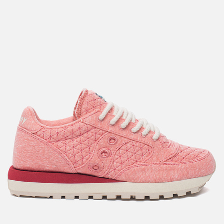 Женские кроссовки Saucony Jazz Original Cozy Sweater Pack Pink