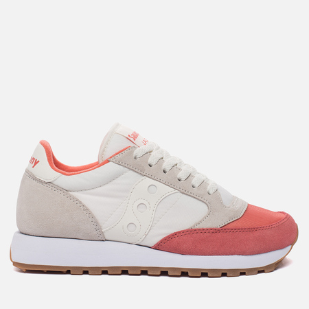 Женские кроссовки Saucony Jazz Original Cream/Coral