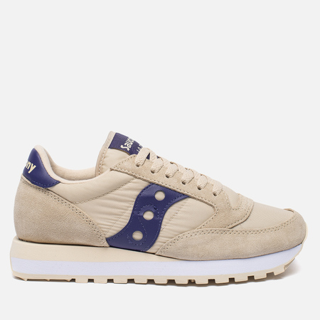 Женские кроссовки Saucony Jazz Original Cream/Purple