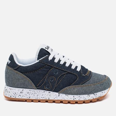 Saucony Jazz Original Denim Women's Sneakers Blue