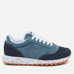 Женские кроссовки Saucony Jazz Original Denim Light Blue фото- 0