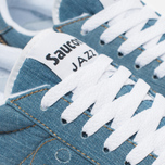 Женские кроссовки Saucony Jazz Original Denim Light Blue фото- 5