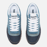 Женские кроссовки Saucony Jazz Original Denim Light Blue фото- 4