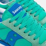 Женские кроссовки Saucony Jazz Original Green/Blue фото- 5