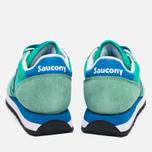 Женские кроссовки Saucony Jazz Original Green/Blue фото- 3