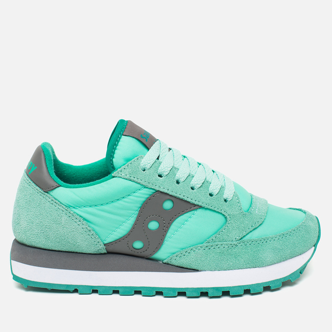 Saucony Jazz Original Women's Sneakers Mint