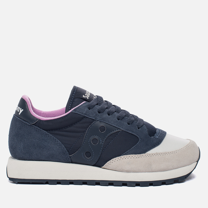 Женские кроссовки Saucony Jazz Original Navy Cream S1044-406 f886a38d938b9