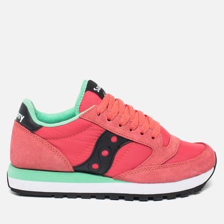 Saucony Jazz Original Women's Sneakers Pink/Mint