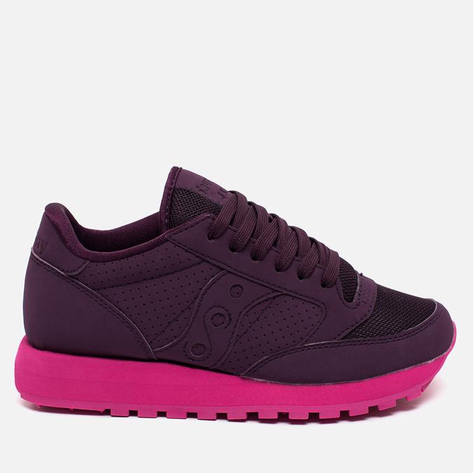 Saucony Jazz Original Women's Sneakers Potent Purple
