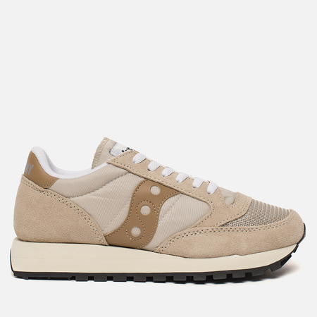 Женские кроссовки Saucony Jazz Original Vintage Cement/Tan