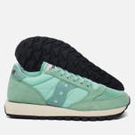 Женские кроссовки Saucony Jazz Original Vintage Mint/White фото- 2