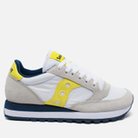Женские кроссовки Saucony Jazz Original White/Yellow фото- 0