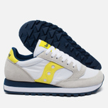 Женские кроссовки Saucony Jazz Original White/Yellow фото- 1