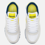 Женские кроссовки Saucony Jazz Original White/Yellow фото- 4