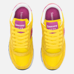 Saucony Jazz Original Women's Sneakers Yellow/Berry photo- 4