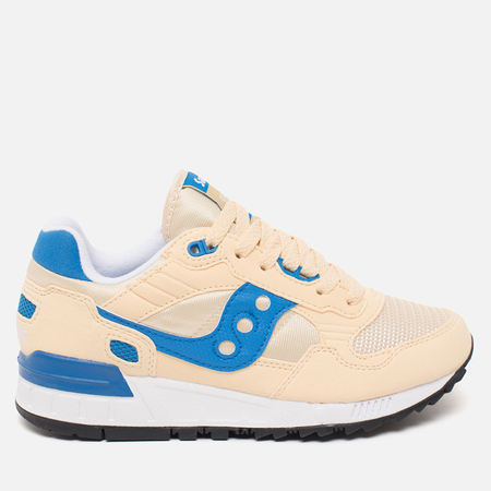 Saucony Shadow 5000 Women's Sneakers Cream/Blue