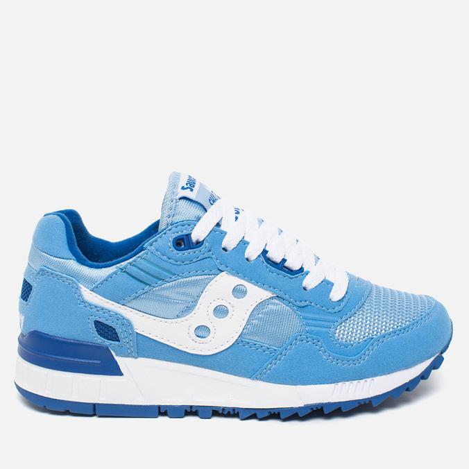 Женские кроссовки Saucony Shadow 5000 Light Blue