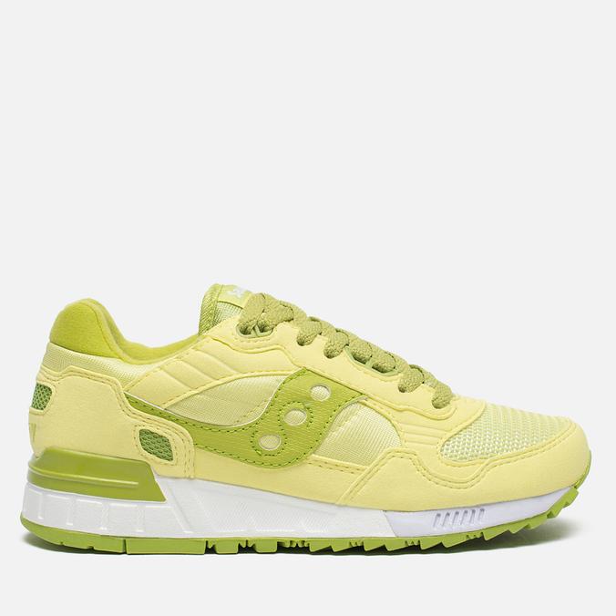 Женские кроссовки Saucony Shadow 5000 Lime