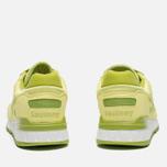 Женские кроссовки Saucony Shadow 5000 Lime фото- 3