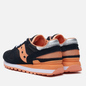 Женские кроссовки Saucony Shadow Original Black/Coral фото - 2