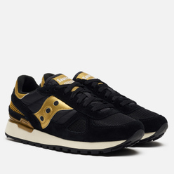 Женские кроссовки Saucony Shadow Original Black/Gold