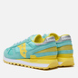 Женские кроссовки Saucony Shadow Original Blue/Yellow фото - 2