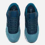 Saucony Shadow Original OG Suede Women's sneakers Blue/Teal photo- 4