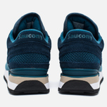 Saucony Shadow Original OG Suede Women's sneakers Blue/Teal photo- 5
