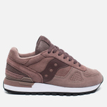 Женские кроссовки Saucony Shadow Original OG Suede Plum фото- 0