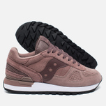 Женские кроссовки Saucony Shadow Original OG Suede Plum фото- 1