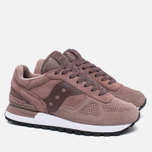 Женские кроссовки Saucony Shadow Original OG Suede Plum фото- 2