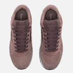 Женские кроссовки Saucony Shadow Original OG Suede Plum фото- 4