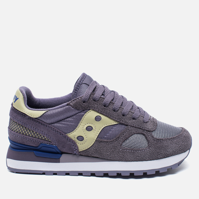 Saucony Shadow Original Women's Sneakers Purple/Pink