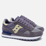 Saucony Shadow Original Women's Sneakers Purple/Pink photo- 1