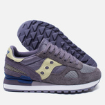 Saucony Shadow Original Women's Sneakers Purple/Pink photo- 2