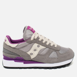 Женские кроссовки Saucony Shadow Original Grey/Purple фото- 0