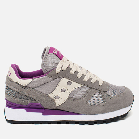 Женские кроссовки Saucony Shadow Original Grey/Purple