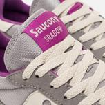 Женские кроссовки Saucony Shadow Original Grey/Purple фото- 3