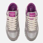 Женские кроссовки Saucony Shadow Original Grey/Purple фото- 4