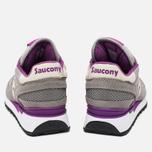 Женские кроссовки Saucony Shadow Original Grey/Purple фото- 5