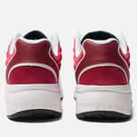 Женские кроссовки Tommy Jeans 6.0 Crest Low Rise Trainers Red/White/Blue фото- 3