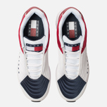Женские кроссовки Tommy Jeans 6.0 Crest Low Rise Trainers Red/White/Blue фото- 4