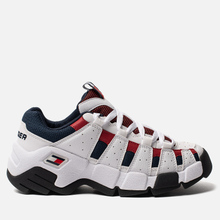 Женские кроссовки Tommy Jeans Heritage Chunky Trainers Red/White/Blue фото- 3