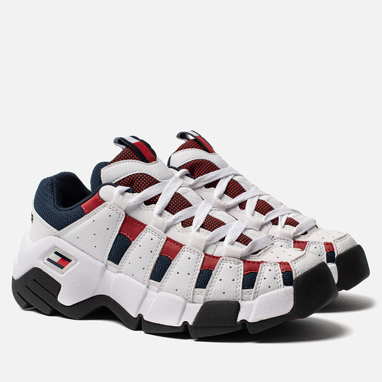 Женские кроссовки Tommy Jeans Heritage Chunky Trainers Red/White/Blue