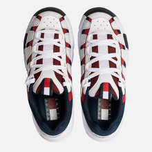 Женские кроссовки Tommy Jeans Heritage Chunky Trainers Red/White/Blue фото- 1