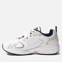 Женские кроссовки Tommy Jeans Heritage Logo Trainers White фото- 5