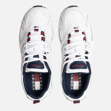 Женские кроссовки Tommy Jeans Heritage Logo Trainers White фото- 1