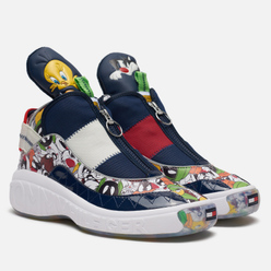 Женские кроссовки Tommy Jeans x Looney Tunes Chunky Runner All Over Print