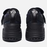 Женские кроссовки Y-3 Astral Core Black/Black Iris/White фото- 3